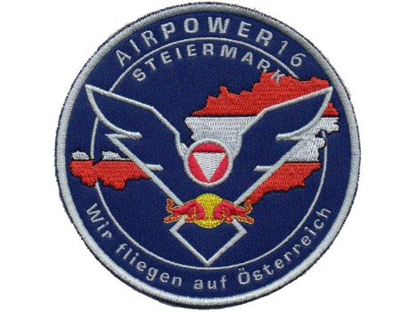 Austria – AirPower Zeltweg 2016