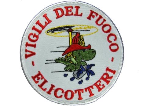 Gli elicotteri nel Corpo Nazionale dei Vigili del Fuoco