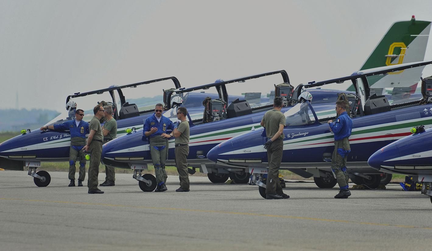 Aeronautica Militare – Arona Airshow