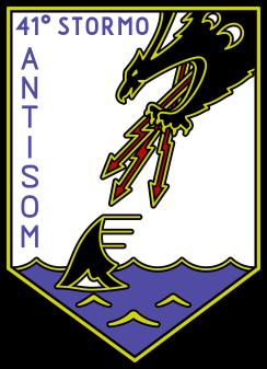Logo del 41° stormo atisom