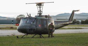 • UH-205A ESC-3 (Elicottero da Sostegno al Combattimento)