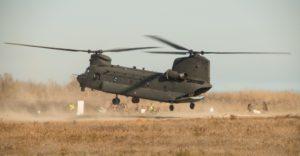 CH-47 F Chinook ETM-1 (Elicottero da trasporto medio)