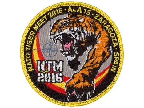 Nato – Tiger Meet 2016 Saragoza-Spagna