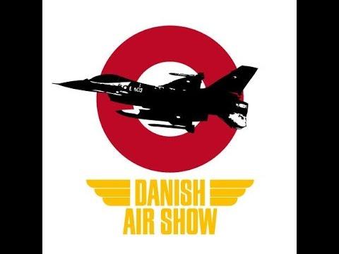 Danimarca – Air Show a Skrydstrup