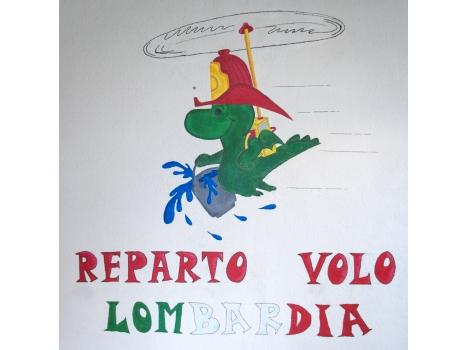 """Vigili del Fuoco – Reparto Volo Vigili del Fuoco Malpensa – """"I Draghi Lombardi"""""""