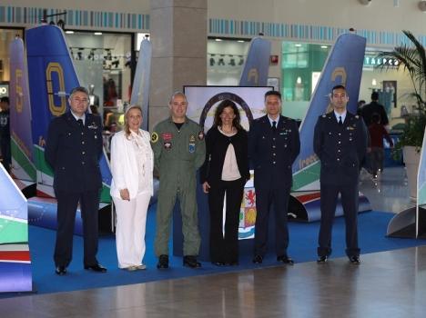 Conclusa la Festa dell'Aeronautica Militare a Catania
