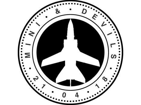 Aeronautica Militare – GHIGNANDO… SULLA MINI MI SCAGLIO!