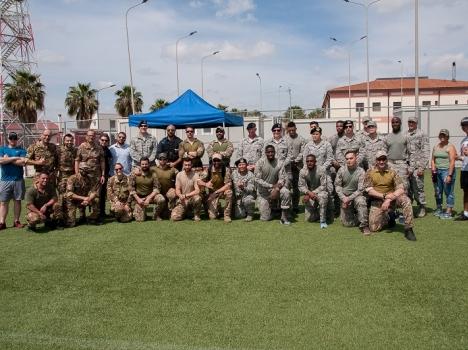 "41° Stormo – A Sigonella l'iniziativa ""Police Week"""