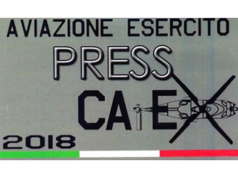 Aviazione Esercito – Esercitazione CAEX I° 2018 – Viterbo