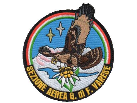 Guardia di Finanza – Sezione Aerea di Venegono