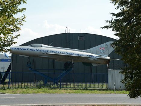 Museo dell'Aeronautica CecoSlovacca – Praga – Letecké Muzeum