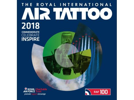 Air International Tattoo 2018 – 100° Anniversario RAF