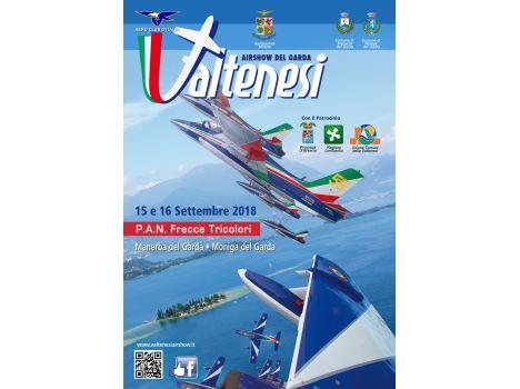 Aeronautica Militare – 2° VALTENESI AIR SHOW 2018