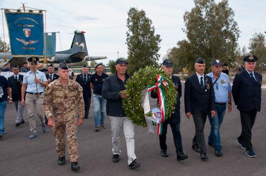 "41° Stormo – L'Associazione Nazionale Avieri Vigilanza ""VAM per sempre"" in visita a Sigonella"