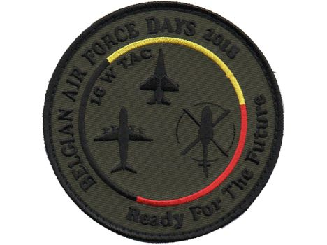 Belgian Air Force Days – Ready For the Future…….