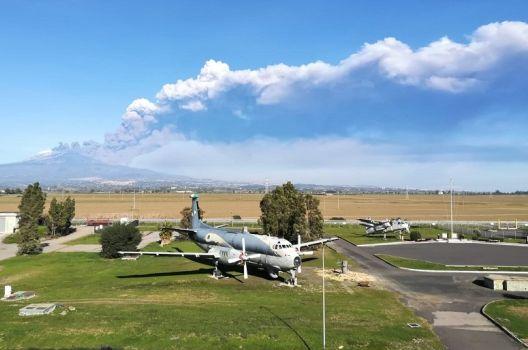 41° Stormo – L'Aeronautica Militare supporta l'Aeroporto civile di Fontanarossa