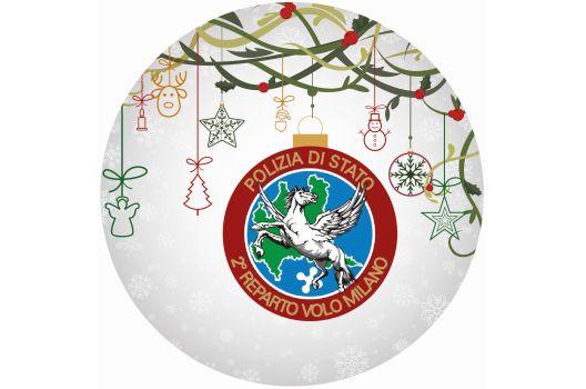 Festa di Natale al 2° Reparto Volo Polizia di Stato