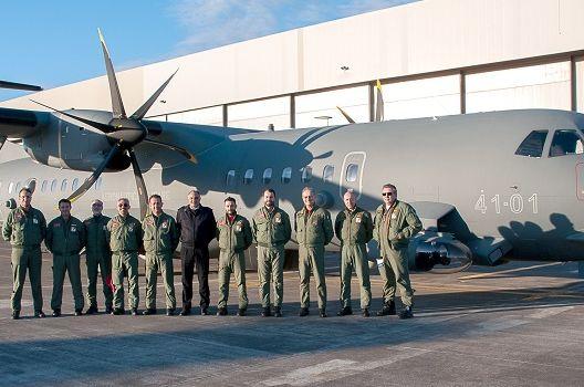 Il Comandante delle Forze di 41° Stormo – Supporto e Speciali in visita a Sigonella