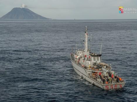 """Marina Militare – Ritrovato l'Incrociatore Leggero """"GIOVANNI DELLE BANDE NERE"""" affondato nel 1942"""