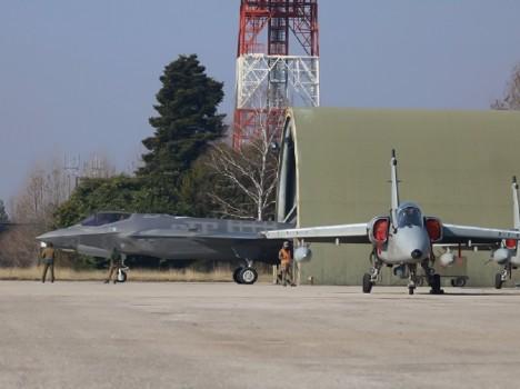 Aeronautica Militare – F-35: sei velivoli del 13° Gruppo per la prima volta rischierati ad Istrana