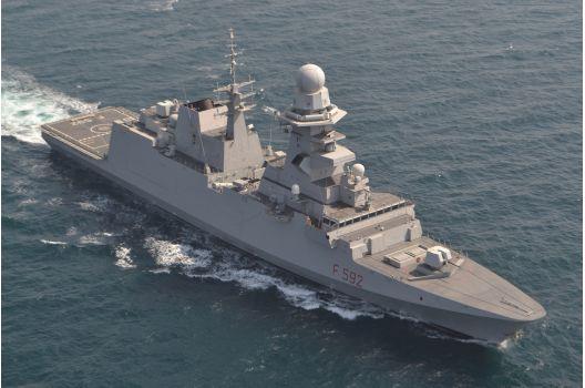 Marina Militare – Nave MARGOTTINI in sosta in OMAN dal 6 al 9 Marzo