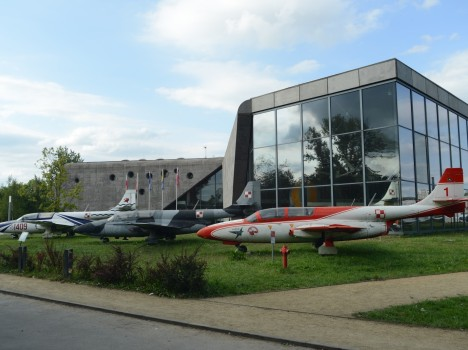 Polish Aviation Museum of Cracovia – Muzeum Lotnictwa.