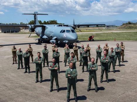 """41° Stormo – Aeronautica Militare: personale del 41° Stormo di Sigonella si addestra nella """"Joint Stars 2019"""" in scenari tattici complessi"""