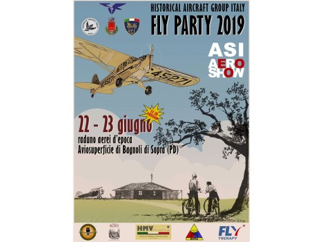 HAG – Fly Party 2019 – Bagnoli di Sopra