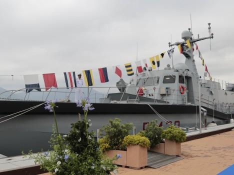Marina Militare – GRUPPO IMMSI: INTERMARINE, CONSEGNATA ALLA MARINA MILITARE ITALIANA L' UNPAV ANGELO CABRINI