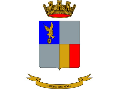 """3° Reggimento di Sostegno AVES """"Aquila""""  – Orio al Serio (BG)"""