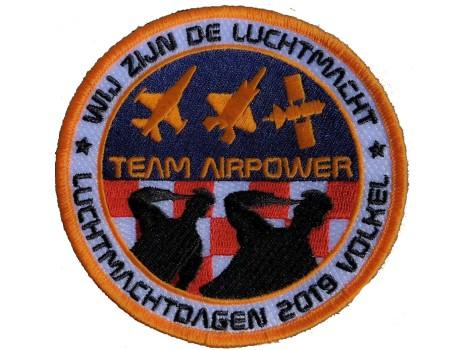 Luchtmachtdagen – (RNLAF Open Days) -Volkel AB Netherlands
