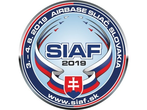 SIAF 2019 Slovak International Air Festival – Sliac Air Base