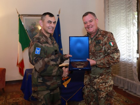 Aviazione Esercito – L'Aviazione dell'Esercito Italiana accoglie quella Francese