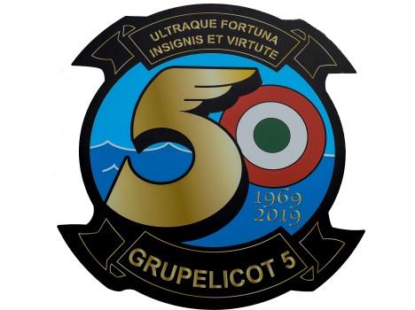 Aviazione Navale – 50° Anniversario del 5° Gruppo Volo