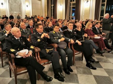 """L'Aeronautica Militare tra i premiati al """"Premio Orione"""" di Messina."""