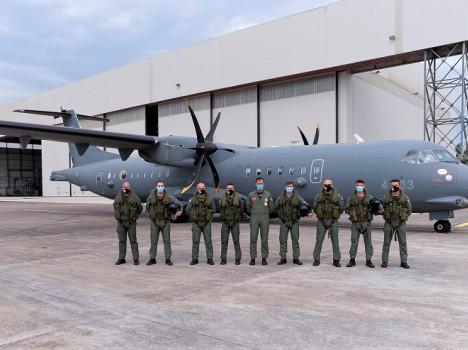 """41° Stormo – Ricognizione e sorveglianza: concluso a Sigonella il primo corso """"Operatore Tecnico di Bordo"""" su P-72A"""