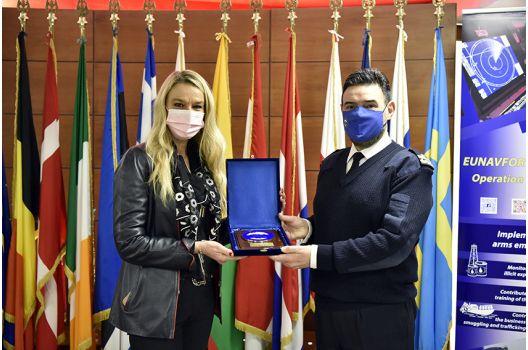 MINISTERO DELLA DIFESA – Sottosegretario Pucciarelli, missione Irini fondamentale per pace e stabilità in Libia.