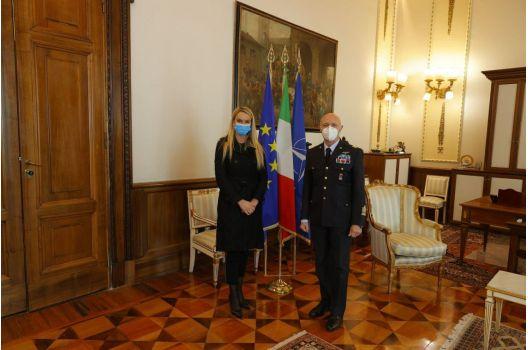 MINISTERO DELLA DIFESA – Sottosegretario Pucciarelli, le Forze Armate risorsa fondamentale nella gestione dell'emergenza sanitaria.