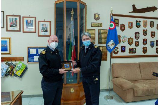 41° Stormo – A Sigonella la visita del Sottocapo dell'Aeronautica Militare