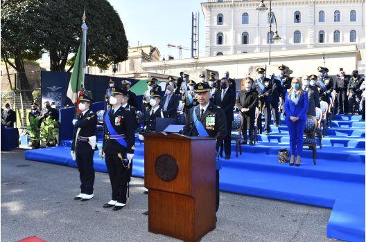 MINISTERO DELLA DIFESA – Sottosegretario Pucciarelli, auguri ai futuri Ufficiali dell'Arma Azzurra.