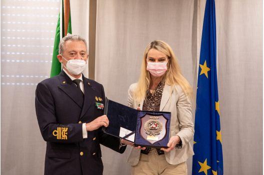 MINISTERO DELLA DIFESA – Sottosegretario Pucciarelli (Difesa): Capitanerie di Porto – Guardia Costiera risorsa straordinaria al servizio del Paese.