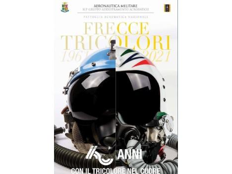 Frecce Tricolori – Ultimo Addestramento Acrobatico della PAN 2021