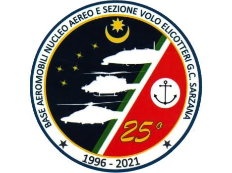 Base Aeromobili – Nucleo Aereo e Sezione Volo elicotteri della Guardia Costiera di Sarzana