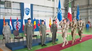 Insediamento Comandante Nato AGS Force Sigonella (2)