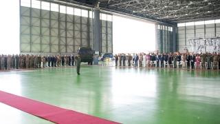 Insediamento Comandante Nato AGS Force Sigonella (3)