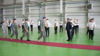 Insediamento Comandante Nato AGS Force Sigonella (5)
