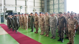 Insediamento Comandante Nato AGS Force Sigonella (6)