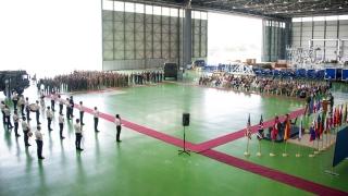 Insediamento Comandante Nato AGS Force Sigonella (8)
