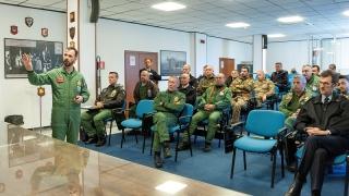 Sigonella visita del Comandante Squadra Aerea (1)