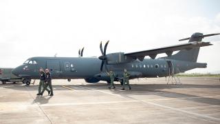 Sigonella visita del Comandante Squadra Aerea (11)